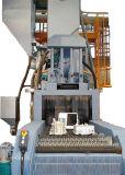 금속 표면 청소를 위한 부대 유형 탄 폭파 장비