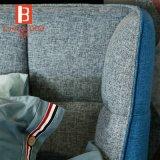 ヨーロッパ式の寝室の家具のためのシーツを持つSize Bed王