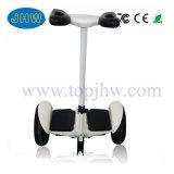 2 عجلة كهربائيّة درّاجة ناريّة [سكوتر] مع مقبض قضيب