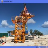 Kranbalken-Längen-toplesser Turmkran des Modell-5610 56m