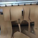 Шаговый чертеж и режущий плоттер