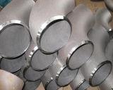 Сталь углерода низкой температуры материал трубы соединения загиба трубы 180 градусов