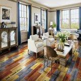 Bunte hölzerne keramische Fußboden-Fliese 150X600mm