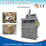 Embaladora hidráulica de la cartulina/prensa hidráulica del desecho/máquina de embalaje de la fibra del algodón