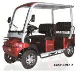 Venta caliente motorizada coche eléctrico de carritos de Golf en venta