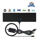 Antenna della TV antenna amplificata dell'interno di HDTV di 50 miglia