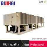El aluminio anodizado de enfriadores de tornillo de aire frío industrial