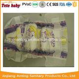 Tecidos mágicos do bebê da fita, tecidos descartáveis do bebê da boa alta qualidade do preço