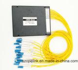 광섬유 원거리 통신 Gpon 장비 Wdm Pon 16CH CWDM
