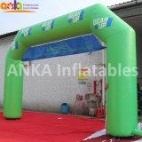 Feito no arco inflável de China para esportes com garantia 24 meses