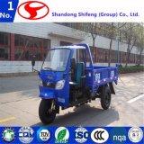 O veículo/transporte/carga/carreg para o descarregador do veículo com rodas de 500kg -3tons três