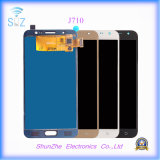 Affichage à cristaux liquides sec de contre-jour d'écran tactile de téléphone cellulaire pour Samsung J710 2016