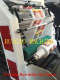 Vier Farben-Einkaufstasche-Drucken-Presse