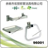 Вспомогательное оборудование ванной комнаты рынка Колумбии хорошего качества 5 частей пластичное