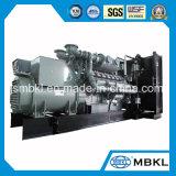 Ouvrir le type générateur diesel de vente d'usine de 1360kw/1710kVA actionné par Perkins Engine (4012-46TAG3A)