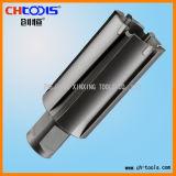 le CTT de profondeur de découpage de 25mm clôturent le coupeur de foret de faisceau pour le chemin de fer