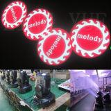 Mini-beweglicher Hauptträger DMX Stadium DJ-LED 60W