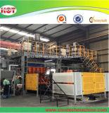 máquina del moldeo por insuflación de aire comprimido de la protuberancia de las paletas 2000L/maquinaria que moldea que sopla de la paleta plástica