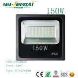 세륨 RoHS IP65 150W 건물 점화 투광램프