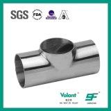 ステンレス鋼の衛生溶接の同輩のティーの管付属品