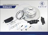 Disque de frein de marque de Bmtsr pour OEM 34216793247 X5e70 F15 de BMW