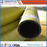 Tubo flessibile resistente di aspirazione e di scarico del materiale alla rinfusa dell'ozono