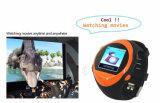 Sell quente SOS o seguimento do relógio do GPS do atendimento Emergency