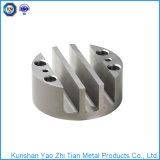 Высокая точность подвергая части механической обработке CNC подвергая механической обработке с частями металла