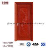 Doppelte hölzerne Panel-Haupttür-Farben vom China-Hersteller