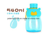 540ml draagt de Grote Capaciteit van kinderen de Fles van het Water van het Sap van het Ontwerp