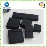 Los rectángulos de regalo decorativos negros más baratos del papel de Kraft con la impresión (JP-rectángulo. 007)