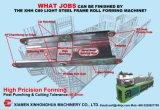 プレハブの家のための軽い鉄骨フレームCAD機械