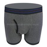 Llanura baratos personalizados a los hombres la ropa interior Boxer Briefs