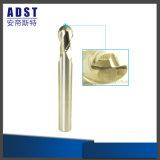 製粉カッターのための熱い販売法HSSの物質的な球の端の端製造所