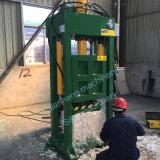 Les machines virtuelles30-6040/lb Presse à balles de la machine pour fils de coton et de vêtements usagés ramasseuse-presse