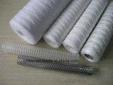 La stringa del cotone della cartuccia di filtro dall'acqua ferireisce 5 10 20 30 40 pollici