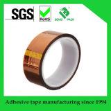 シリコーンの付着力の単一の味方されたPolyimideテープ