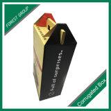 A Caixa de papel de embalagem de papelão ondulado facilmente