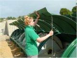 Equipo del tratamiento de aguas residuales con la placa giratoria biológica