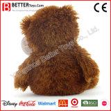 Orsi dell'orsacchiotto dell'animale farcito di Softtoys della peluche per i capretti
