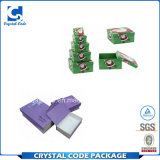 Mini caja de cartón de papel modificada para requisitos particulares del precio bajo