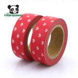 バレンタインのための粘着テープのPantoneの色刷の中心デザイン保護テープ