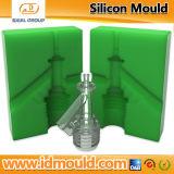 O silicone molda o protótipo do plástico da carcaça de vácuo