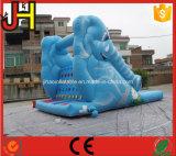 Trasparenza gonfiabile di rimbalzo dell'elefante della trasparenza dell'elefante