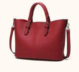 標準的なPUの女性のハンドバッグ作業袋のチェーン・ストア袋(WDL0812)