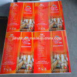 Latta personalizzata di stampa/strato elettrolitico dello stagno del foglio di latta per il contenitore di regalo