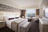 対部屋または組部屋のヨーロッパの王宮のタイプ現代高級ホテルの家具の木の寝室セット