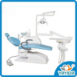 Nouveau design économique avec ce fauteuil dentaire ISO