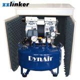 Lk B12 세륨 승인되는 Dynair Oilless 치과 공기 압축기 가격