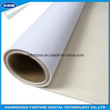 345GSM Waterproof o Inkjet do rolo da lona da tela de algodão para a tinta do pigmento